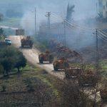 11 قتيلا مدنياً حصيلة الغارات التركية الأحد على منطقة عفرين السورية