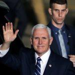 فيديو| مراسل الغد يكشف جدول زيارة نائب الرئيس الأمريكي إلى فلسطين