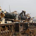 مقتل 54 عنصرا من الفصائل المعارضة والأكراد منذ بدء معركة عفرين