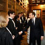 ماكرون يستقبل 140 من قادة الأعمال في العالم قبل دافوس