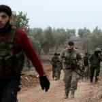 معارك عنيفة في منطقة عفرين وأكراد سوريا يدعون إلى حمل السلاح