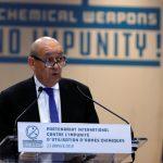 فرنسا تعاقب 25 هيئة وشخصية يشتبه بتورطها في هجمات كيميائية بسوريا