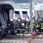 3 قتلى في حادث قطار بإيطاليا