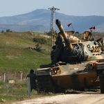تركيا بدأت دوريات في منبج السورية