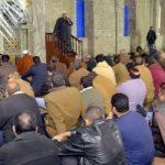 وفاة إمام مسجد فوق المنبر خلال خطبة الجمعة في مصر