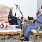 السيسي يؤكد أهمية تكاتف جهود الدول الإسلامية من أجل صون مقدرات الأمة