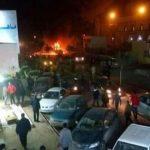 مقتل أكثر من 30 في تفجير سيارتين ملغومتين ببنغازي في ليبيا