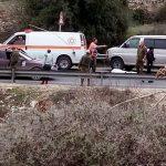 استشهاد فلسطيني دهسته حافلة إسرائيلية جنوب بيت لحم