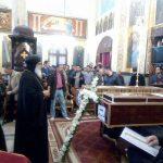 بيان من الكنيسة المصرية بشأن شهيدي العمرانية ليلة رأس السنة