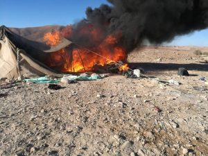 الجيش المصري يقضي على تكفيري ويدمر أوكارا للإرهابيين وسط سيناء   قناة الغد