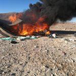 تدمير 5 أوكار إرهابية والقضاء على تكفيري شديد الخطورة بوسط سيناء المصرية