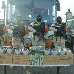 المتحدث العسكري المصري يعلن مقتل إرهابي شديد الخطورة وتدمير عربة دفع رباعي