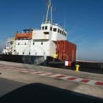 صور| الكشف عن مضبوطات سفينة المتفجرات المتجهة من تركيا إلى ليبيا