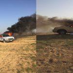 الجيش المصري: ضبط تكفيريين اثنين وتدمير 3 مخازن للإرهابيين بشمال سيناء