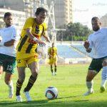 الاتحاد السكندري يتعادل مع المقاولون العرب بالدوري المصري