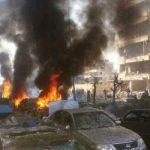 انفجار سيارة بجنوب لبنان وإصابة قيادي من حركة حماس