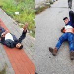 إصابة فلسطينيين برصاص الاحتلال قرب زعترة جنوب نابلس