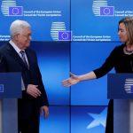 عباس يحظى بدعم الاتحاد الأوروبي لعاصمة فلسطينية في القدس الشرقية