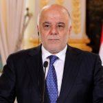 العبادي: إعادة إعمار العراق قد تتجاوز 100 مليار دولار