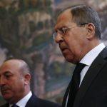 مسؤولون أتراك وروس سيلتقون في أنقرة لبحث التطورات بسوريا وليبيا