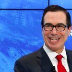 وزير الخزانة الأمريكي: لا نسعى لخوض حروب تجارية
