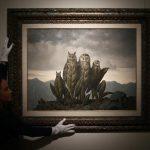 دار سوذبيز تعرض أعمالا للرسام السريالي ماجريت