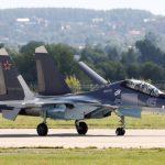 روسيا ستبيع ست طائرات سو-30 إلى ميانمار