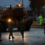 تركيا تقصف عفرين بكثافة.. ووحدات حماية الشعب الكردية: سنرد بـ«أقوى شدة»