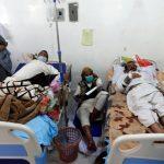 زامبيا تعلن حظر تجول في حي عشوائي بلوساكا موبوء بالكوليرا