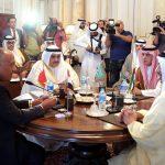 «الرباعية العربية» تؤكد تمسكها بمطالبها في مواجهة الاستفزازات القطرية