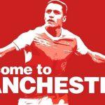 رسميا سانشيز ينتقل من أرسنال لمانشستر يونايتد