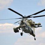 سقوط هليكوبتر عسكرية روسية في سوريا ومقتل طياريها