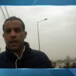 فيديو| مراسل الغد: محتجون تونسيون يشعلون الإطارات في مدينة القصرين