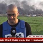 فيديو| مراسل الغد: عشرات الإصابات بمواجهات مع الاحتلال على حدود غزة