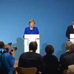 فيديو| أكبر 3 أحزاب في ألمانيا يتفقون على خفض عدد اللاجئين