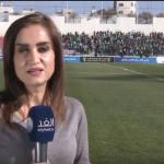 فيديو  مبارة ودية بين الوحدات الأردني وهلال القدس الفلسطيني رفضا لقرار ترامب