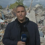 فيديو| مراسل الغد: الاحتلال يهدم 3 منازل في جنين