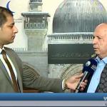 فيديو| وزير شؤون القدس: الاحتلال تناسى أن القضية الفلسطينية عربية إسلامية