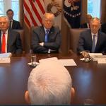 فيديو| ترامب يهاجم الديمقراطيين بعد توقف موازنة الحكومة الفيدرالية