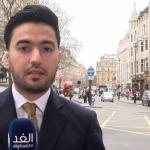 فيديو| مراسل الغد يكشف أسباب زيارة وزير الخارجية الأمريكي إلى لندن