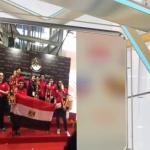 فيديو  عبدالرحمن حسين.. مصري يفوز بلقب أذكى طفل في العالم