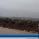 فيديو| مراسلة الغد ترصد الأوضاع في ريف عفرين بعد القصف التركي