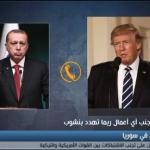 فيديو  سجال بين ترامب وأردوغان حول التدخل العسكري التركي في سوريا