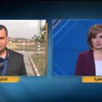 فيديو| مراسل الغد: مواجهات في قرية كفر نعمة غرب رام الله بين الفلسطينيين والاحتلال