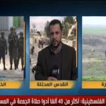 فيديو|مراسل الغد يكشف انتهاكات الاحتلال بحق أطفال القدس
