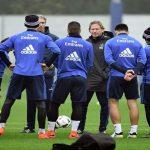 هامبورج يقيل مدربه بعد الهزيمة أمام كولونيا في الدوري الألماني