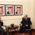 وزير الخارجية الأردني يشدد على ضرورة استمرار الدعم المالي لـ«الأونروا»