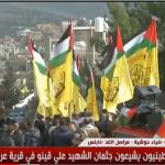 فيديو  مراسل الغد: مواجهات بين الفلسطينيين والاحتلال في عدة بلدات بالضفة الغربية