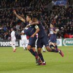 باريس سان جيرمان يتغلب علي جانجون ويصعد لربع نهائي كأس فرنسا