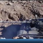 فيديو| التحالف العربي يدمر قاربا حاول استهداف ناقلة نفط سعودية بميناء الحديدة